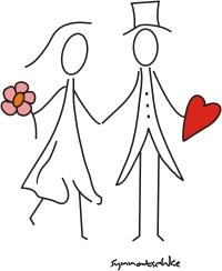 Isa und Steffens Hochzeit