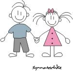Isa und Steffen