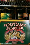 Polygamy Porter Beer - Why have just one!