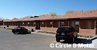 Circle D Motel in Escalante