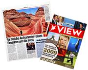 Morgenpost und Stern View