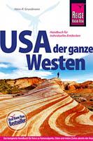 USA der ganze Westen von Hans R Grundmann