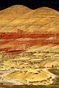Auch im Nordwesten gibt es zahllose Felsbögen und in den Painted Hills vielleicht sogar die schönsten Badlands überhaupt?