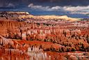 Der Bryce Canyon National Park belegt weiterhin unverändert Platz 15 im Ranking der beliebtesten Nationalparks der USA.