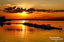 ...ganz ohne Hüte, ganz ohne Jäcklein, ganz ohne Stativ... aber dafür mit einem herrlichen Sonnenuntergang! :-)