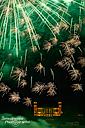 Aber selbst 70 mm waren oft schon fast zuviel Tele beim Feuerwerk der Dresdner Schlössernacht.