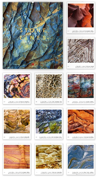 Stonelines 2013 - Ackermann Kunst-Kalender