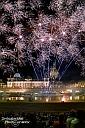 Ungleich schöner dann am Sonntagabend das große Feuerwerk am Elbufer zum Abschluss des Dresdner Stadtfests!