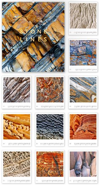 Stonelines 2014 - Ackermann Kunst-Kalender