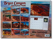 Bryce Canyon Nationalpark Kalender 2014