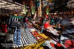 Eines der größeren Highlights beim Festival of Lights in Berlin waren für uns die farbenfrohen Projektionen am Potsdamer Platz.