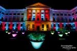 Einige Beleuchtugen beim Festival of Light waren zwar nett und bunt, aber nicht extrem aufregend wie z.B. hier beim Bundesrat.