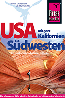 USA Südwest mit ganz Kalifornien von Hans-R. Grundmann und Isabel Synnatschke