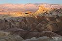 Der Zabriskie Point im Death Valley ist aufgrund von größeren Baumaßnahmen im Herbst/Winter 2015 leider nicht zugänglich.