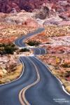 Das Valley of Fire ist derzeit aufgrund von Straßensperrungen nur von Las Vegas aus über die Northshore Road erreichbar.
