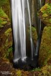 Manchmal *verschwindt* in Island ein Wasserfall auch einfach nur in einer tiefen Schlucht.