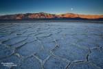 Derzeit sind die Salt Flats an der West Side Road im Death Valley aber eine echte Alternative - Foto vom 7. Januar 2015