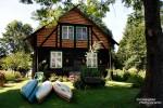 Da gab es die vielen hübschen Häuser in Lehde...