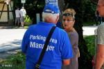 Und nicht nur dort, auch in Lehde warteten ein paar Kuriositäten für die Linse, u.a. ein Parkplatz-Manager! ;-)))