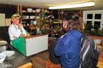 Es kam auch zu einem Wiedersehen mit dem Spreewaldkoch, den ich 2010 gemeinsam mit Heiko schon mal bei der Arbeit fotografieren durfte.