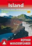 Island Wanderführer vom Rother Verlag