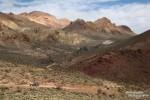 Alleine wird man hier nicht unterwegs sein. Die Titus Canyon Road ist eine der beliebtesten Backcountry Strecken im Death Valley Nationalpark, aber kein Wunder, sie ist abwechslungsreich und landschaftlich sehr reizvoll.