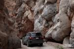 Das war der wahrscheinlich engste Abschnitt in den Titus Canyon Narrows. Schon irgendwie cool so eine Fahrt durch einen Slot Canyon! ;-)