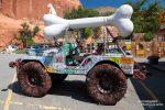 Wer auf Nummer sicher gehen möchte, kann für die Dirt Roads im Südwesten der USA vor Ort gut ausgestattete Jeeps auch tageweise anmieten.