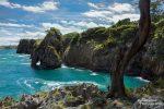 Mancherorts vergisst man auch fast, dass man sich in Nordspanien befindet, wie z.B. bei diesem ziemlich versteckten Elephant Rock.