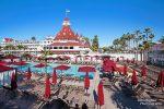 Sehr beliebt und gut gebucht ist auch das Hotel del Coronado bekannt aus dem Hollywood-Klassiker -Manche mögen es heiß- mit Marilyn Monroe, Jack Lemmon und Tony Curtis.
