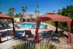 Resort Hotels in den USA findet man oftmals auf Buchungsportalen zu deutlich günstigeren Konditionen als bei Direktkontakt. Hier am Foto eines unserer Lieblingsplätzchen in der Wüstenoase Borrego Springs.