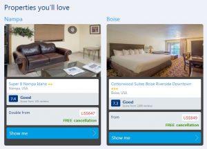 Eine halbe Ewigkeit von der Kernzone entfernt und trotzdem so ein Schnäppchen... Booking weiß genau, was uns gefällt: Properties you'll love...