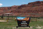 Gut ausgewiesen und schön hergerichtet, aber an der Condor Viewing Site sind die Chancen Kondore aus nächster Nähe zu erleben eher gering - zumindest im Vergleich zum Marble Canyon.