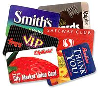 Fast alle Supermarkt-Ketten in den USA gewähren mit Kundenkarten ordentlich Rabatt.