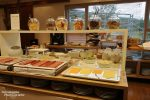 In besseren Unterkünften wie z.B. im Hotel Hallormsstadur südwestlich von Egilsstadir ist auch das Frühstück oft sehr gut.