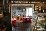 Den Handmade Cup of Coffee im Kaffeehaus lernt man in Island schnell zu schätzen. Die Tage im Frühsommer sind ewig lang... ;-)