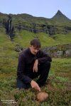 Zu der Zeit schießen in Island - wie bei uns - auch allerorten die Pilze aus dem Boden.