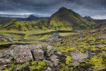 Das Schönste im Hochland: Sobald man 1-2 tiefere Furten überwindet, hat man die traumhafte Landschaft meist ganz für sich alleine.