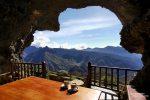 Die Aussicht vom Restaurant Mirador La Cilla in Artenara war trotzdem noch immer schön!