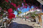 Das kleine Lokal befindet sich in der hübschen Ortschaft Puerto de Mogan an der Südküste der Insel.