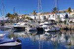 Und auch der Hafen wurde in Puerto de Mogan recht malerisch angelegt.