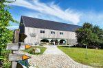 Haus der Tausende Teiche - das große Besucherzentrum des Biosphärenreservats steht in Wartha
