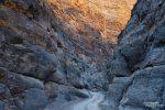 Die Titus Canyon Narrows laden aber praktisch hinter jeder Ecke und Kurve dazu ein.