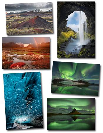 Island mit seinem saftig grünen Moos, schroffen Lavafeldern, roten Vulkankratern und ständig wechselnden Lichtstimmungen hat sich wohl auf ewig in unsere Herzen eingebrannt. Und wir hoffen, dass auch jetzt auf unsere x-te Fototour noch weitere folgen werden. :-)