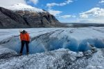 Das Wetter war absolut perfekt für die Gletschertour.
